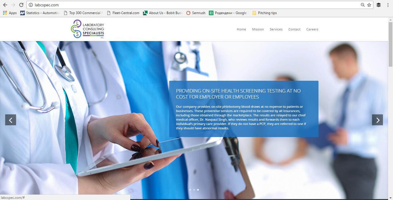 WEB Design & Development LCS